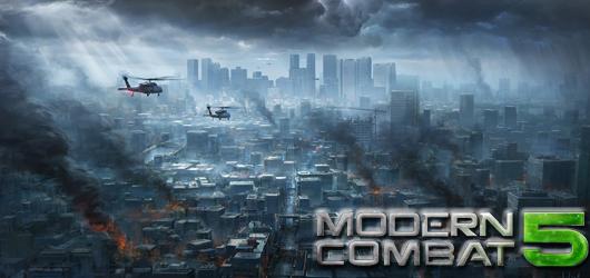modern combat 5 blackout devient un free to play actualit 233 s jeuxvideo