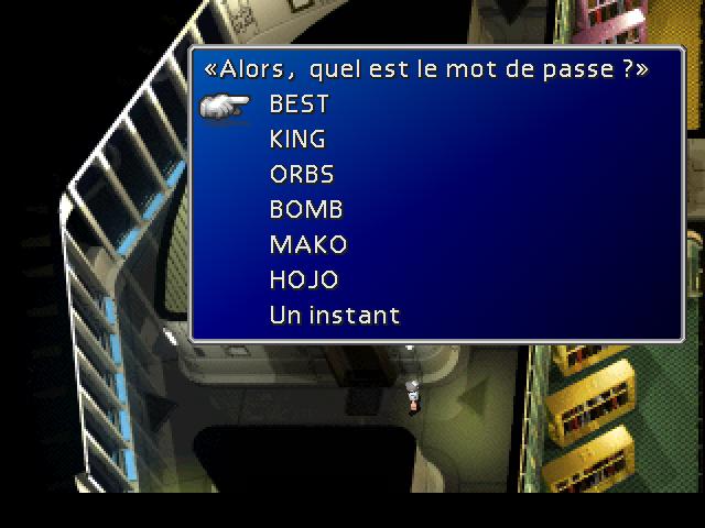 Après 7 ans de travail, le patch de retraduction de Final Fantasy 7 va sortir