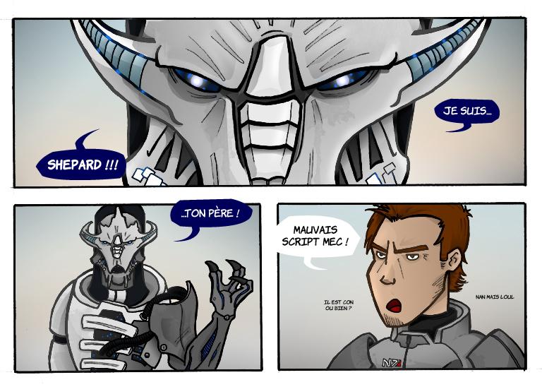Mass Effect la trilogie - Planche #2