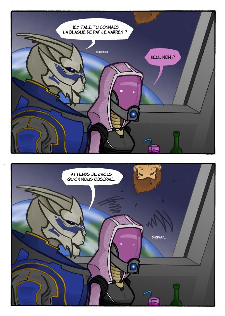 Mass Effect la trilogie - Planche #5