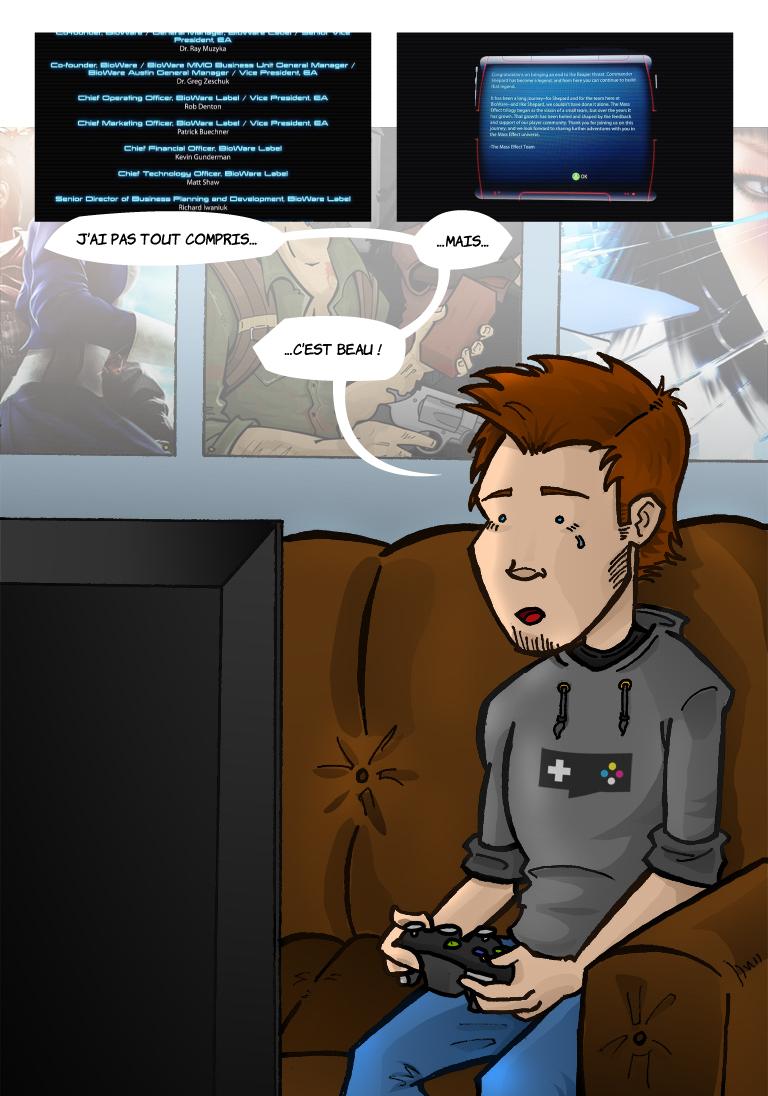 Mass Effect la trilogie - Planche #8