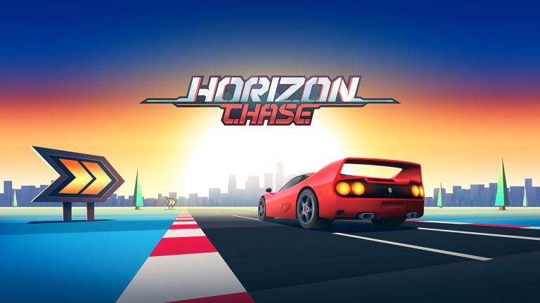 Horizon Chase - World Tour : L'héritier d'Outrun