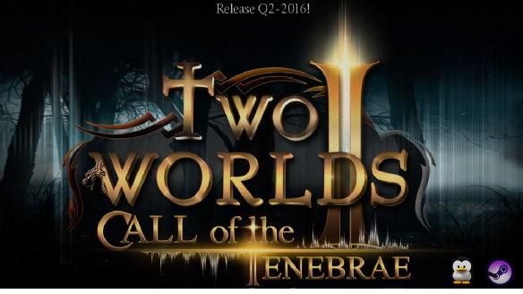 Two Worlds II bientôt disponible sur Linux