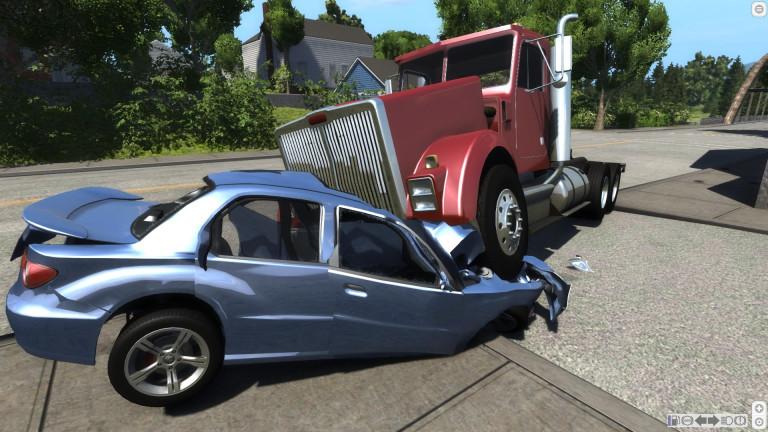 BeamNG.drive - Jouez les Crash Dummies