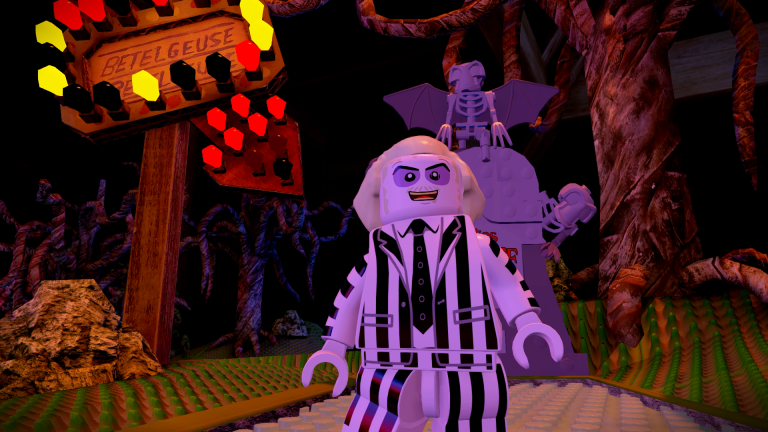 Beetlejuice arrive dans Lego Dimensions