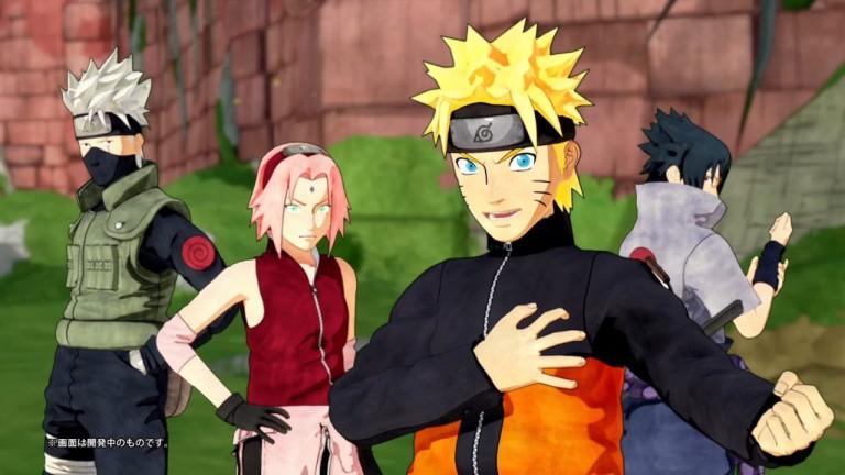 Naruto to Boruto : Shinobi Striker - Rock Lee et Hinata se dévoilent en images