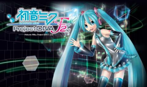 Jaquette de Hatsune Miku: Project Diva F 2nd sur Vita