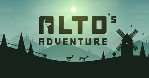 Jaquette de Alto's Adventure
