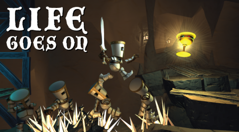 Jaquette de Life Goes On sur PC