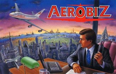 Jaquette de Aerobiz