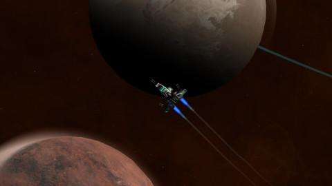 Jaquette de Gangs Of Space, un OVNI dans l'univers MMO sur PC