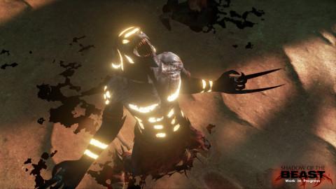 Shadow of the Beast : Première prise en main du remake ! sur PS4