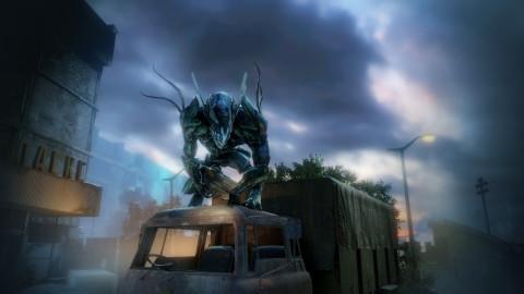 Jaquette de Alienation - On a joué au nouveau défouloir des créateurs de Dead Nation ! sur PS4