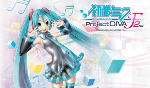 Jaquette de Hatsune Miku : Project Diva F 2nd sur PS3