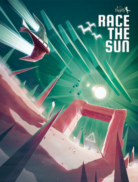Jaquette de Race The Sun