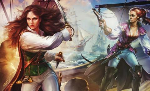 Jaquette de Pirates : Tides of Fortune débarque sur navigateur Web