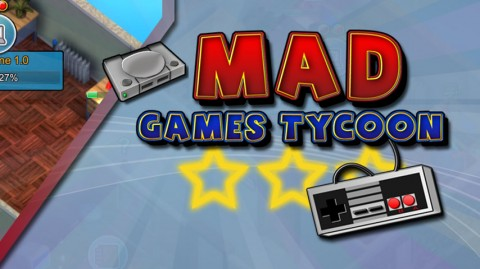 Jaquette de Mad Games Tycoon : Un early-access simulation / gestion prometteur ?