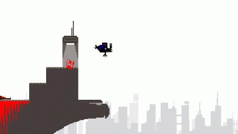 Jaquette de Du sang, des loups-garous et du pixel sur Web