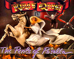 Jaquette de King's Quest IV : The Perils of Rosella