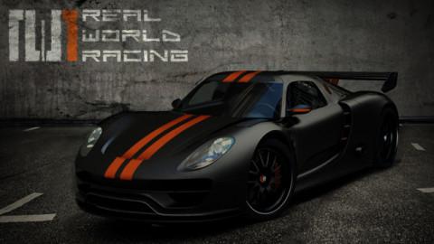Jaquette de Real World Racing sur PC