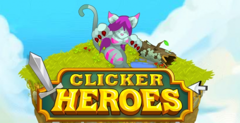 Jaquette de Clicker Heroes : Découvre comment gagner 100.000K pièces d'or en cliquant ici ! sur PC