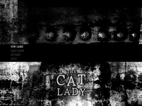 Jaquette de The Cat Lady sur PC