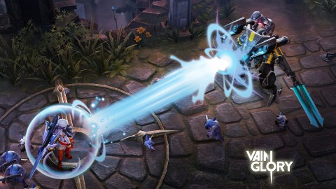 Jaquette de Vainglory : Le League of Legends Mobile sur iOS