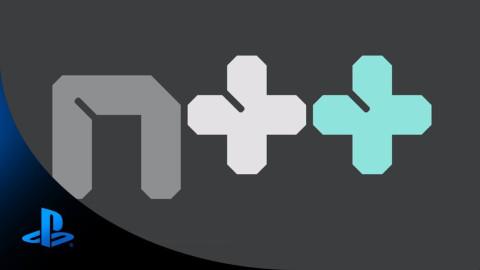 Jaquette de N++ pointe le bout de son nez sur PS4