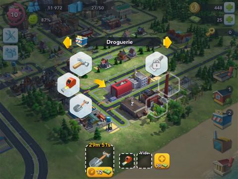 Simcity Buildit Supprimer Batiment