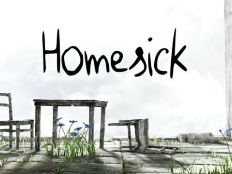 Jaquette de Homesick : Un indé pour une aventure passionnante  sur PC
