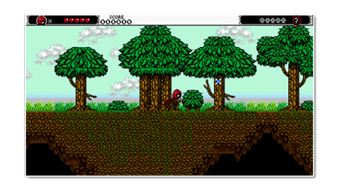 Jaquette de A Hole New World : un jeu NES bien rétro, mais sur PC (Kickstarter)