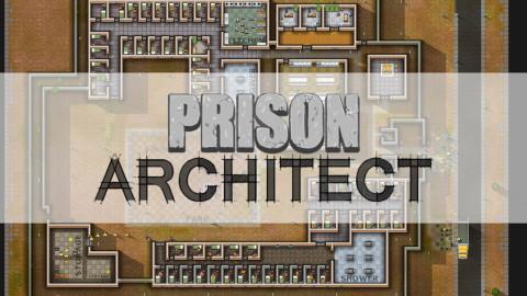 Jaquette de Mise à jour alpha 34 de Prison Architect
