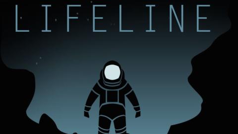 Jaquette de Lifeline...Une aventure textuelle