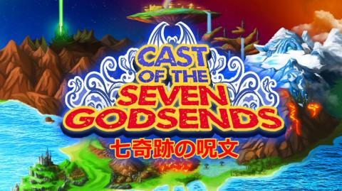 Jaquette de Cast Of The Seven Godsends, l'héritier des run and gun sur PC