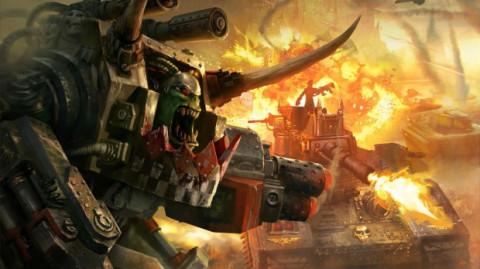 Jaquette de Warhammer 40k : Armageddon - Réponse au doigt et non à l'œil  sur iOS