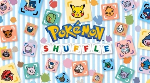 Jaquette de Pokémon Shuffle : Nouveaux niveaux et défis dans le dernier patch