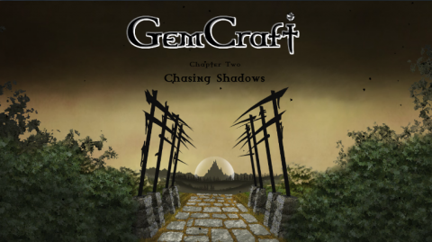 Jaquette de GemCraft : Chasing Shadows, une gemme du tower defense sur PC