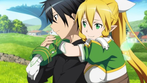 Jaquette de Sword Art Online : Hollow Fragment sur Vita