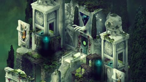 Jaquette de Pavilion - Un jeu d'aventure à la quatrième personne