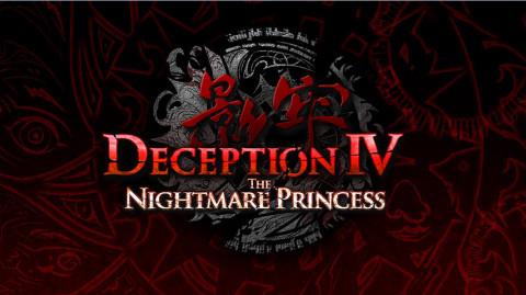 Jaquette de Deception IV : the Nightmare Princess, un titre prédestiné sur PS4