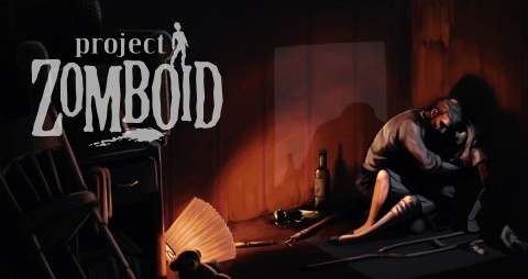 Jaquette de Project Zomboid, un RPG Survival-Horror en milieu hostile