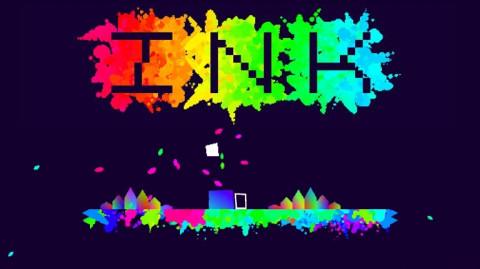 Jaquette de INK, un jeu indépendant haut en couleurs sur PC