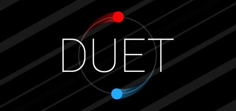 Jaquette de Duet : Cocktail d'une difficulté exigeante et d'une ambiance hypnotique