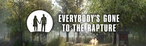 Jaquette de Everybody's Gone to the Rapture, un bijou narratif sur PS4