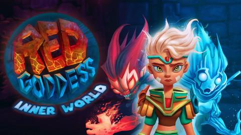 Jaquette de Red Goddess : Inner World - Un voyage au cœur de l'esprit sur PC