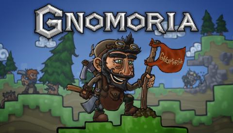 Jaquette de Gnomoria : dirigez un royaume nain sur PC