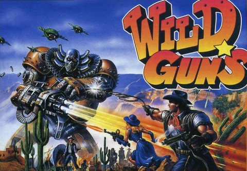 Jaquette de Oldies: Wild Guns sur SNES