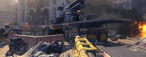 Jaquette de La configuration PC minimale pour Black Ops 3