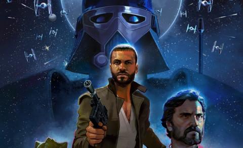 Jaquette de Star Wars Insurrection : Certains l'aiment Hoth