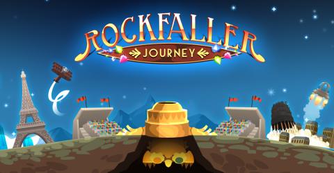 Jaquette de Rockfaller Journey : un jeu pour des nerfs d'acier